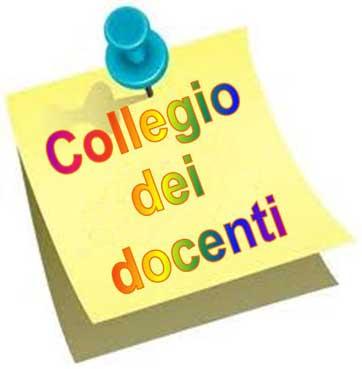 Circ. 128 – Convocazione del collegio dei docenti per il giorno mercoledì 19.02.2020 alle ore 16.30, plesso centrale di Salita II del Carmine.