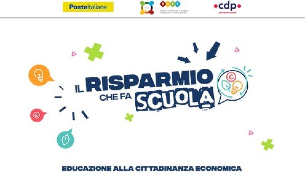 """Seconda edizione del progetto di educazione alla Cittadinanza economica """"Il Risparmio che fa Scuola"""""""