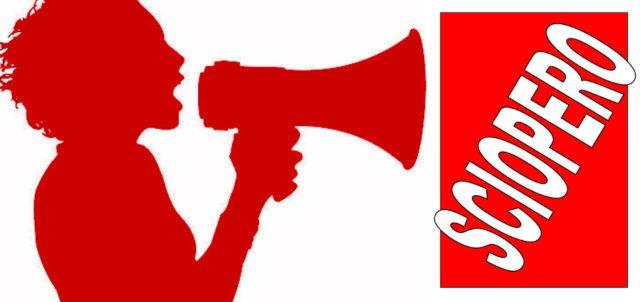 Preavviso di Sciopero Generale per il personale docente , ATA, educativo, dirigente per l'intera giornata di venerdì 14.02.2020