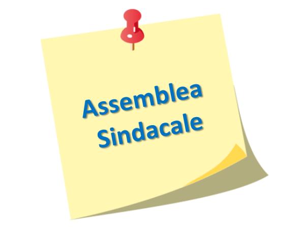 Circ. 82 – Assemblea sindacale in modalità telematica per il giorno 19 Novembre dalle ore 11:30-13:30 – Errata Corrige