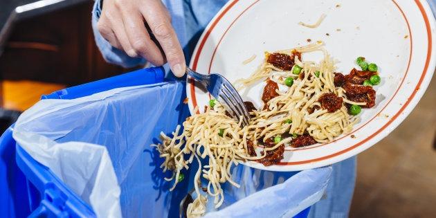 Circ. 116 – Lo spreco alimentare-Consegna materiale informativo