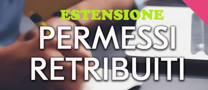 Circ. 173 – Estensione dei permessi retribuiti di cui alla L. 104/1992, art. 3 c. 3 nei mesi di marzo e aprile 2020.