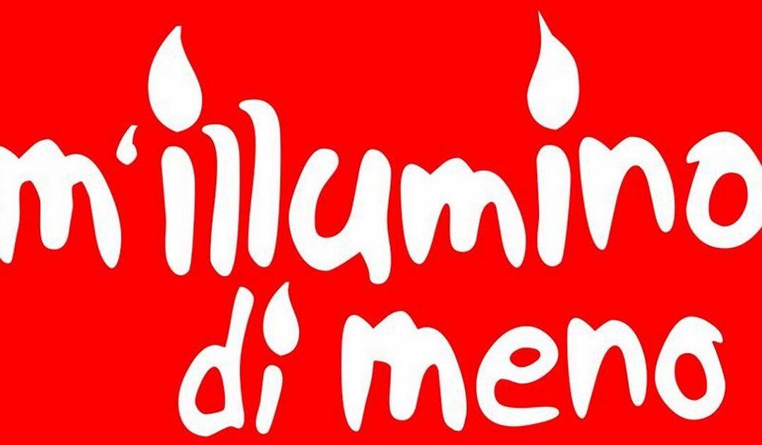 """Circ. 148 – Giornata """"M'Illumino di Meno"""" – 06 marzo 2019"""