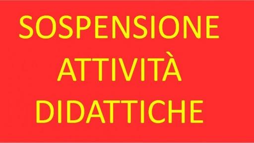 Circ. 149 – Sospensione delle attività didattiche nella scuola dell'infanzia e primaria dal 05 marzo fino al 15 marzo 2020.