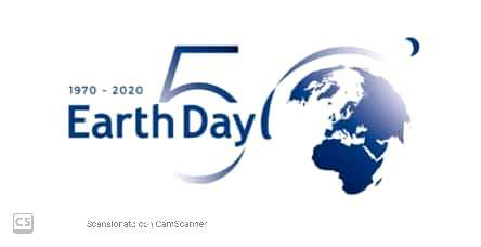Circ. 188 – Iniziative per il 50° anniversario dell'Earth Day 22.04.2020
