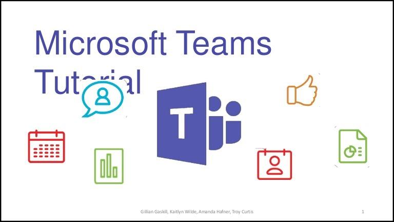 Circ. 198 – Tutorial per condurre la riunione e silenziare i microfoni con Microsoft Teams