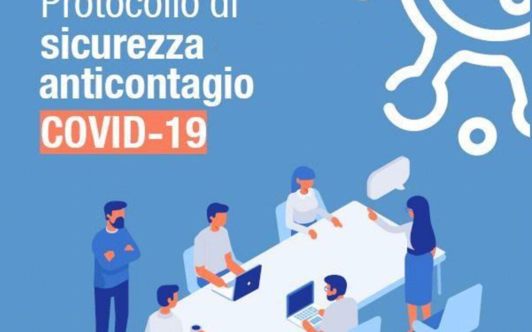 Atto costitutivo comitato COVID-19 per l'applicazione e la verifica del Protocollo aziendale anticontagio