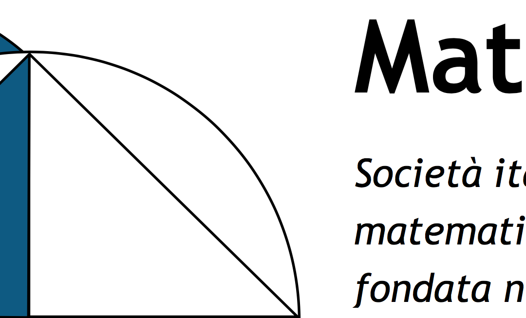 II CONGRESSO DELLA FEDERAZIONE ITALIANA MATHESIS – Formazione, didattica e ricerca matematica Per gli insegnanti del futuro