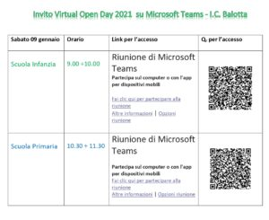 LINK VIRTUAL OPEN DAY 21